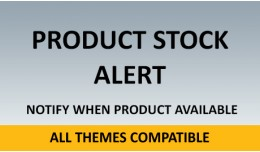 Product Stock Alert - Notify When Product Availa..