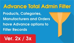 Advance Total Admin Filter