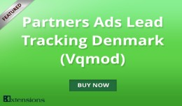 Opencart Partners Ads Lead Tracking Denmark (Vqm..