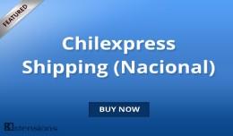 Opencart Chilexpress Shipping (Nacional)