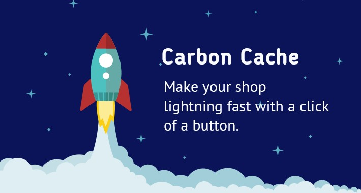 Carbon Cache PRO - #1 OpenCart Speed Optimization Tool