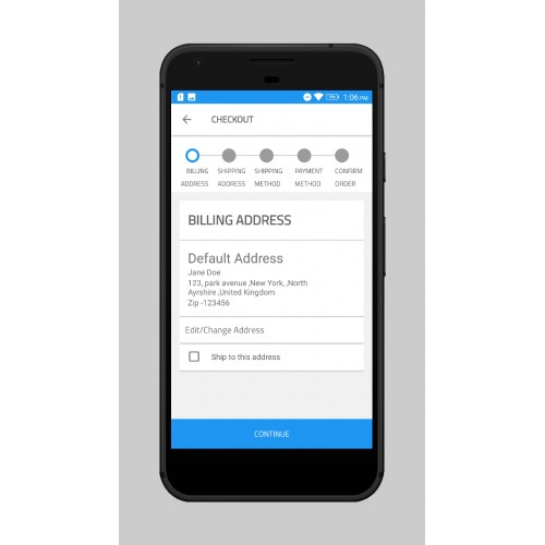 OpenCart - Opencart Mobile App Builder for Android & Iphone
