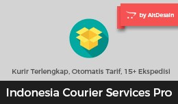 Indonesia Courier Services Pro