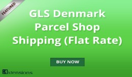 GLS Denmark Parcel Shop Shipping (Flat Rate) by ..