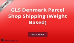 GLS Denmark Parcel Shop Shipping (Weight Based) ..