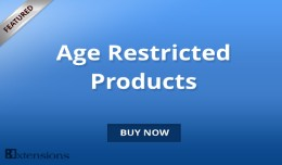 Age Restricted Products (VQMOD)