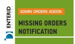 Missing orders Notice