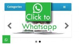 Whatsapp One Click Chat