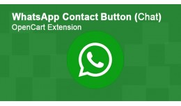 Whats App (Chat & Order) Button