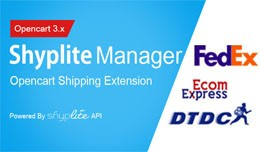 Shyplite Manager | Multi Pick-up and COD extension