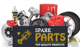 SPAAZ - Spare Parts Responsive Opencart Theme