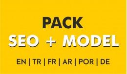 Pack Seo + Model