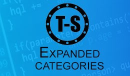 T-S - Expanded categories