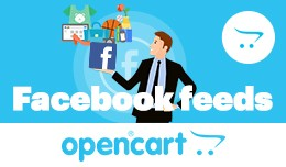 Facebook Product Catalog Feed Module for Opencar..