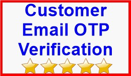 Customer Email OTP Verification