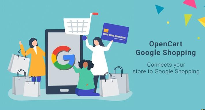 OpenCart Google Merchant Feeds (Google Shopping)