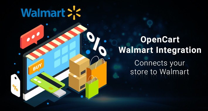 OpenCart Walmart Integration