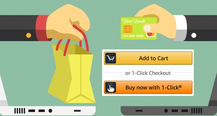 Buy in 1 Click (1-Click Ordering like Amazon)