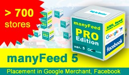 Google Merchant Center Feed, Facebook, Google Sh..