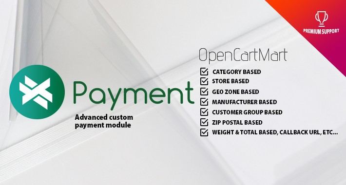 X-Payment (Custom Payment Method)
