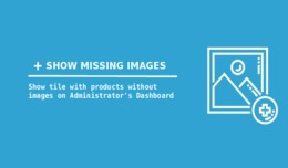 SHOW PRODUCTS WITH MISSING IMAGES on Dashboard