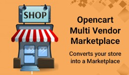 OpenCart Multi Vendor Marketplace