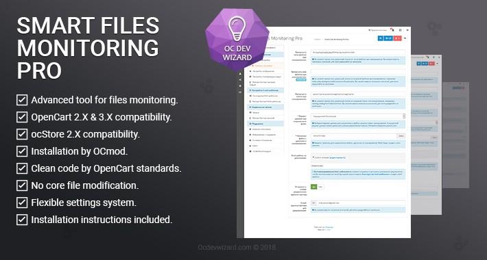 Smart Files Monitoring Pro