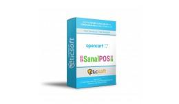 OpenCart SanalPos PRO! (Tüm Bankalar + Seçkin ..