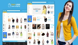Payless opencart 3 theme (shopping, cosmetics, m..