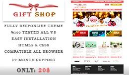 Gift Shop Theme