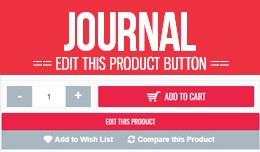 Edit this product button for Journal template.