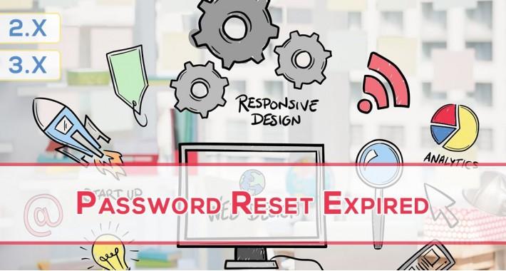 Password Reset Expired