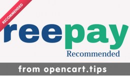 Reepay A/S OpenCart ✅ Official Partner ✅