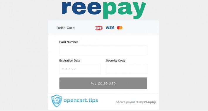 Reepay A/S OpenCart ✅ Official Partner ✅