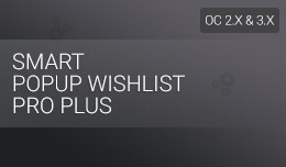 Smart Popup Wishlist Pro Plus