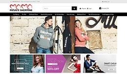 OpenCart 3x Fashion Theme