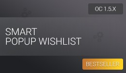 Smart Popup Wishlist
