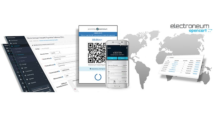 Electroneum Instant Payment