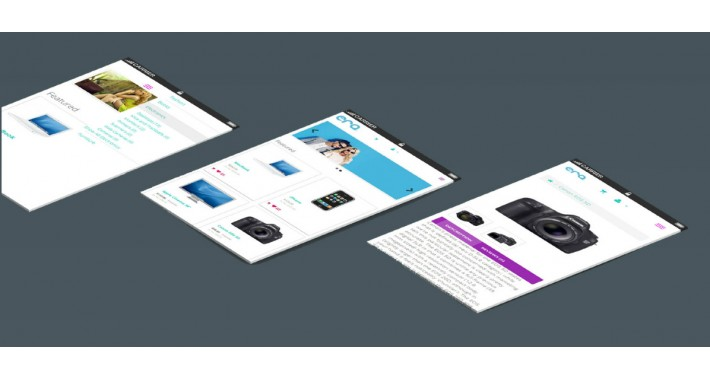 Material Design Theme for Opencart 3.x