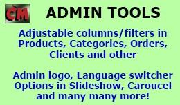 Como Admin tools