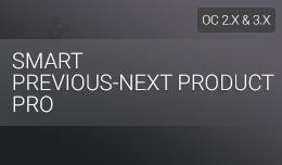 Smart Previous-Next Product Pro