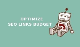 OPTIMIZE SEO LINKS BUDGET - Dynamic robots.txt +..