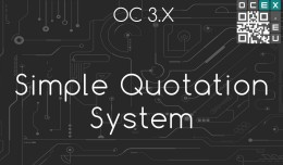 Simple Quotation System