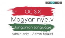 Magyar nyelvi csomag - Hungarian languge pack - ..