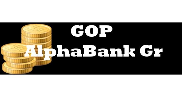 GOP AlphaBank Gr 2.3.0.2 Fixed