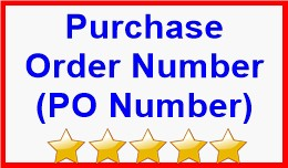 Purchase Order Number (PO Number)