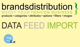 Brands Distribution Feed Import