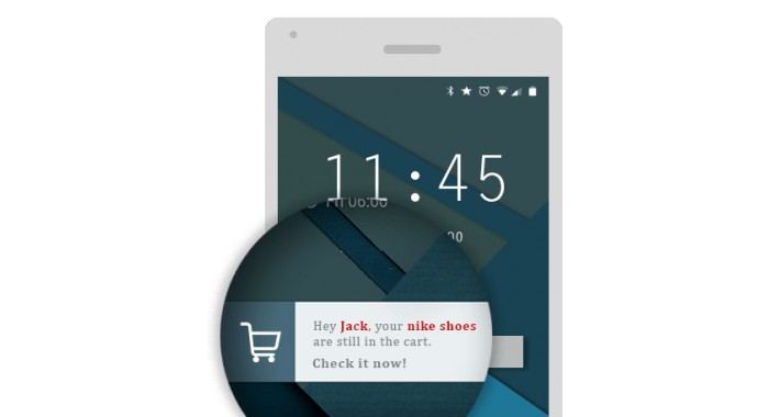 Live Popup Notifications and Push Notifications