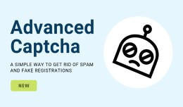 Advanced Captcha 3.x, 2.x and 1.5.x