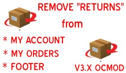 Remove Returns My Orders My Account Footer-OpenC..